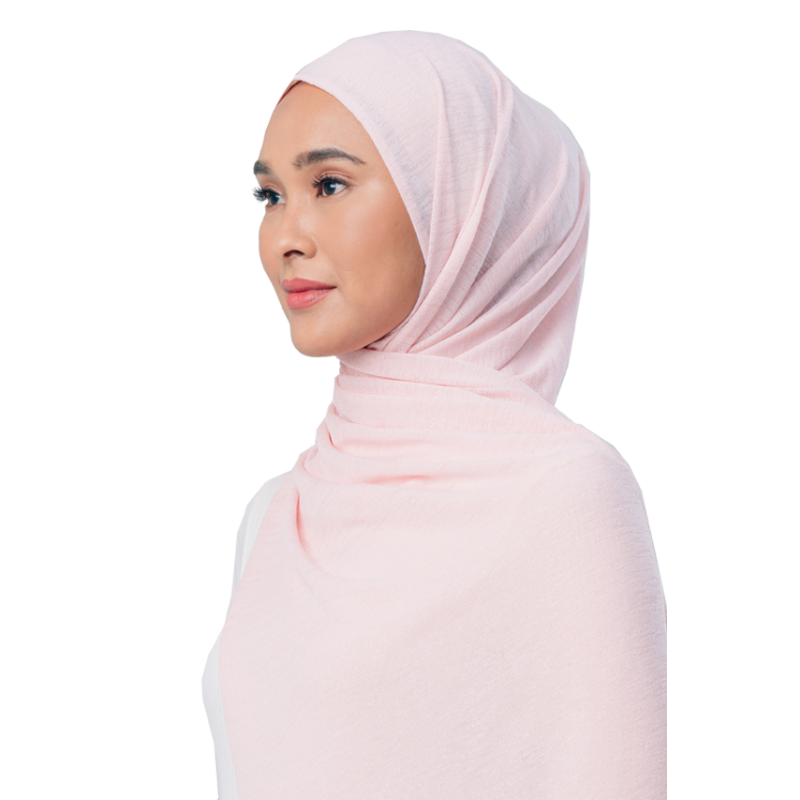 Journey Scarf in Pink