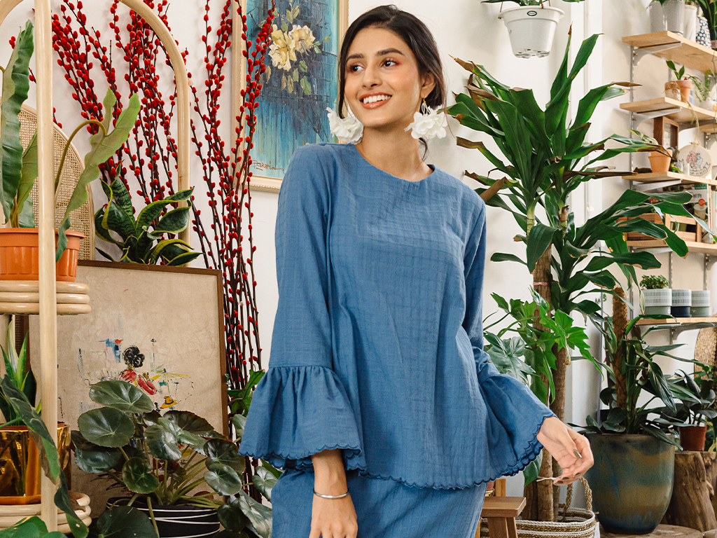 UMMA is a modern modest fashion label made for our UMMA community from all walks of life.