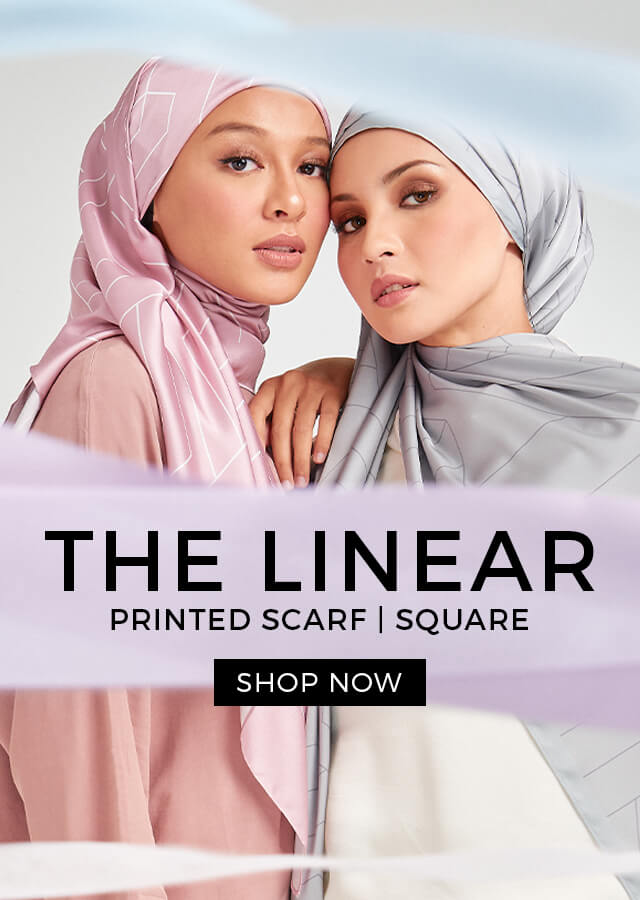 Linear Printed Square